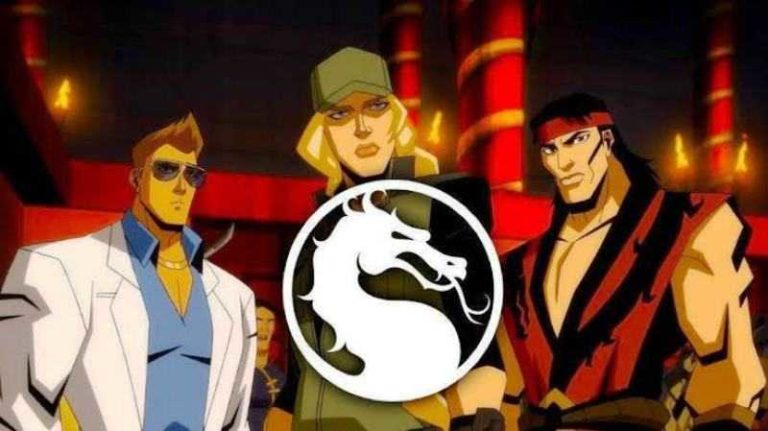 mortal kombat legends scorpions revenge dvd