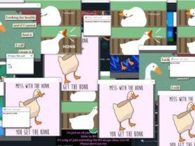Untitled Goose Game Desktop App