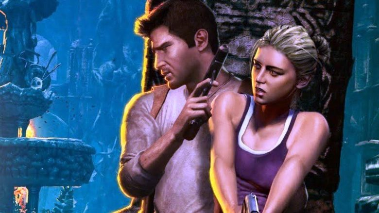 Naughty Dog Uncharted Game