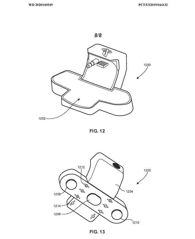 PS5 Controller New Patent 2