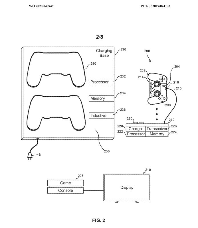 PS5 Controller New Patent
