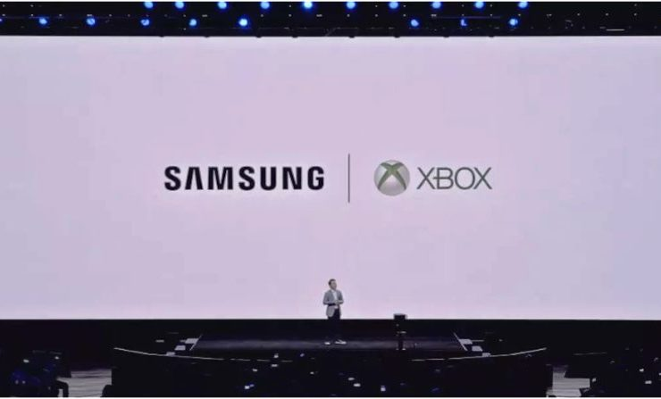 Xbox & Samsung Partnership
