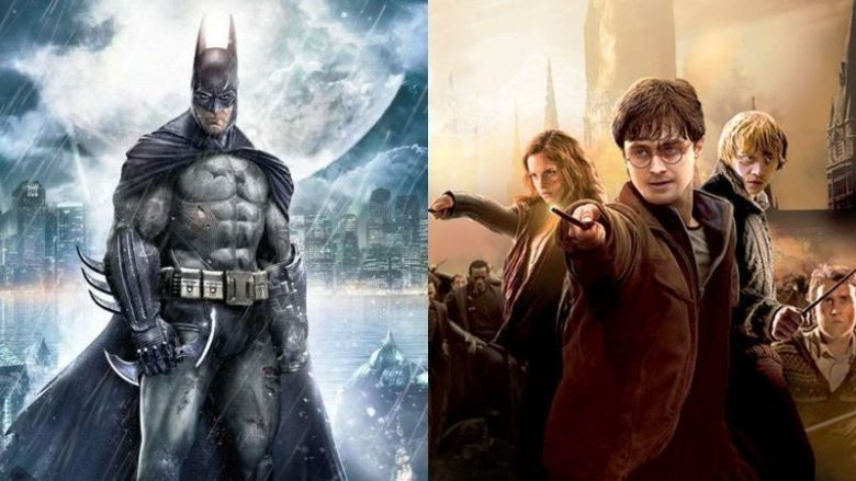 E3 2020 New Batman & Harry Potter Game