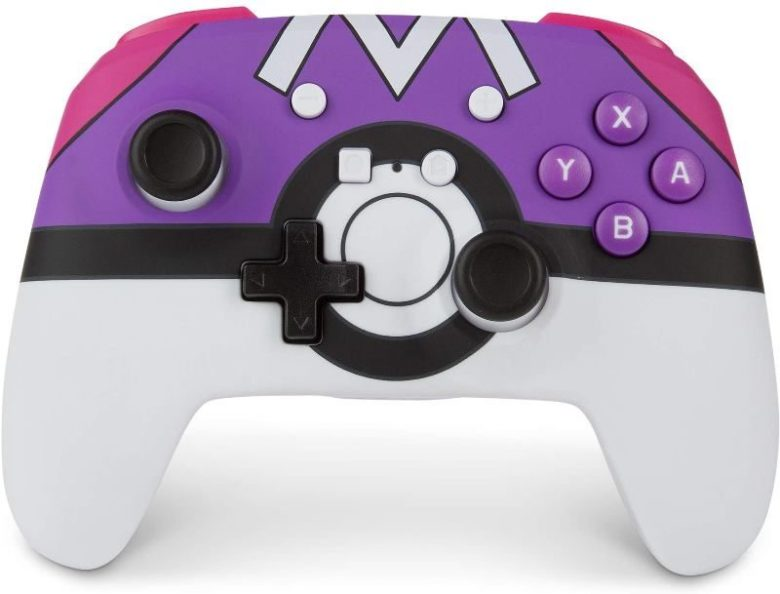 Master Ball Switch Controller Limited Edition