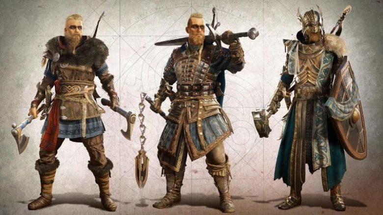 Assassin S Creed Valhalla Male Female Protagonist Story Details