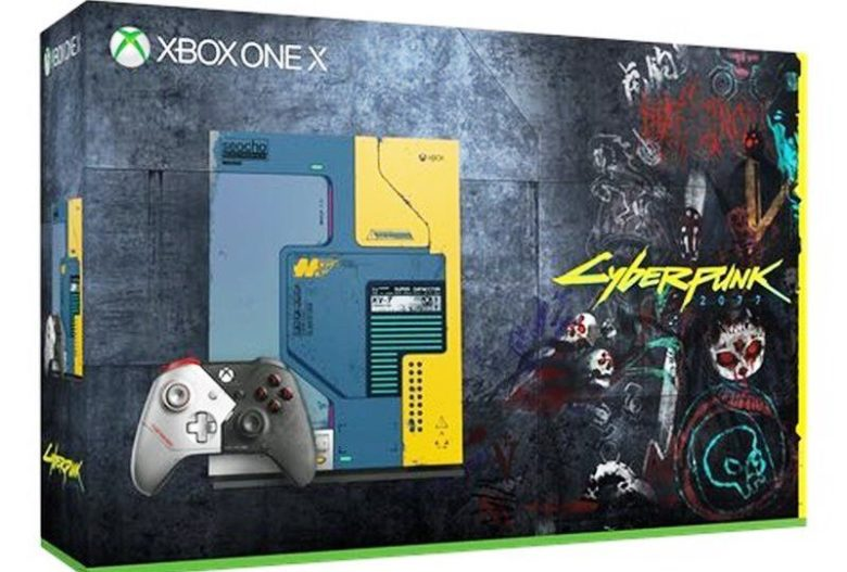 Cyberpunk 2077 Xbox One Bundle