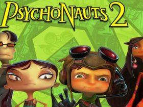 Double Fine Psychonauts 2