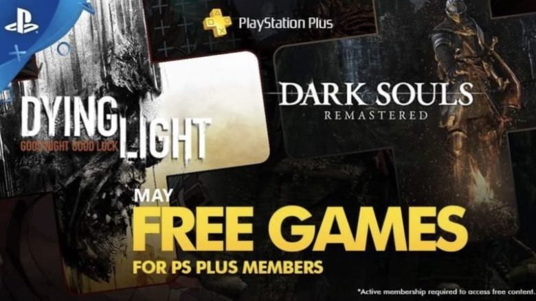 PS Plus May 2020