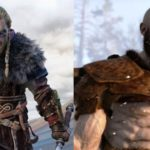 Assassin's Creed Valhalla and God of War