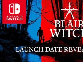 Blair Witch Nintendo Switch