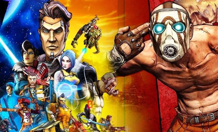 Borderlands: The Handsome Collection News