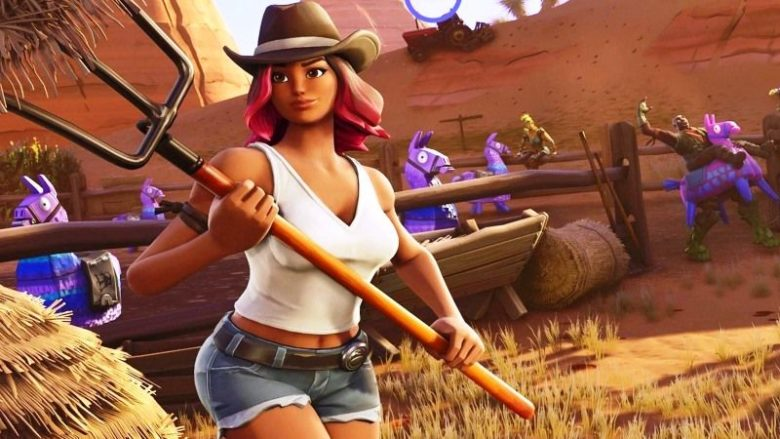 Fortnite PS5 and Xbox Series X