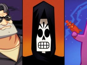 Full Throttle, Day of the Tentacle & Grim Fandango