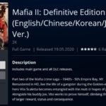 Mafia II: Definitive Edition Free