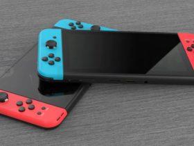 PowKiddy X2 Fake Nintendo Switch Clone