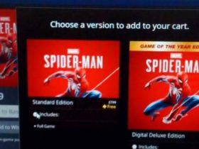Spider-Man Free With PS Plus