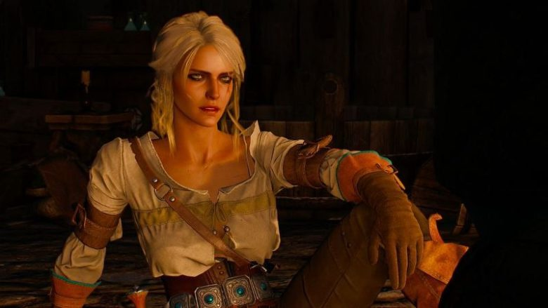 The Witcher 4 Ciri