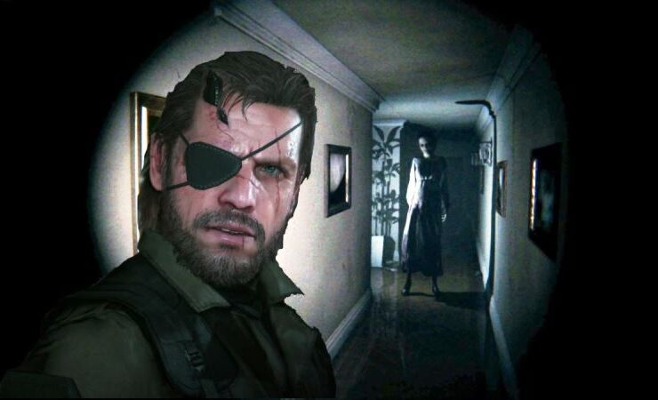Konami Fired Kojima MGS V on P.T
