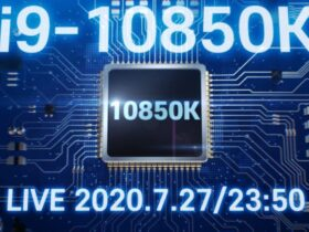Intel Core i9-10850K 10 Core CPU Launches Tomorrow for $450 USD