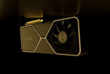 NVIDIA GeForce RTX 30 Ampere GPU