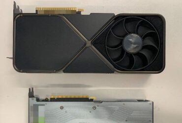 Nvidia GeForce RTX 3090 Images