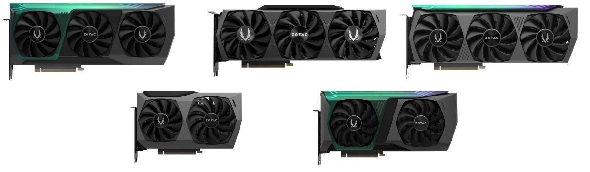 Zotac GeForce RTX 30 Series
