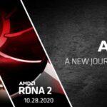 AMD Zen3 RDNA 2 Reveal