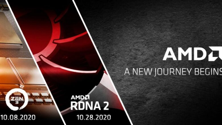 AMD Zen3 RDNA 2 Reveal