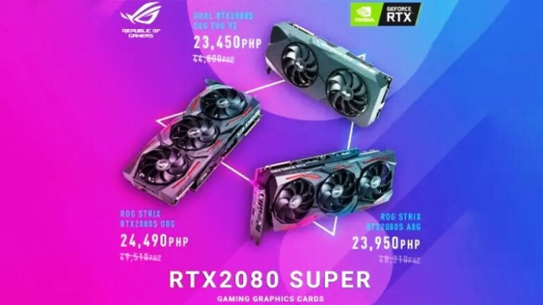 Asus & Zotac Massively Cut RTX 2000-Series Pricing