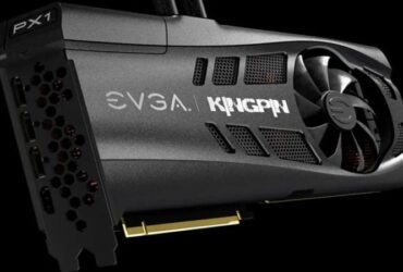 EVGA GeForce RTX 3090 KINGPIN Overclock