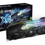 Inno3D GeForce RTX 3090 iCHILL X4 With 4-Fans