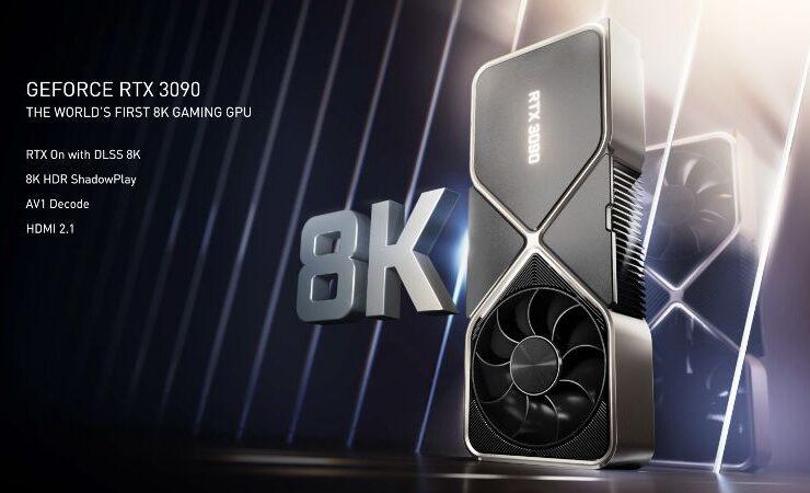 NVIDIA GeForce RTX 3090 Benchmarks