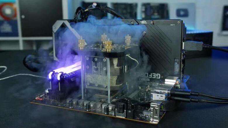AMD Ryzen 9 5950X Overclocked to 6.35 GHz