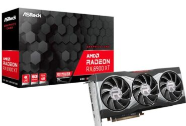 ASRock Radeon RX 6900 XT Refrence Model