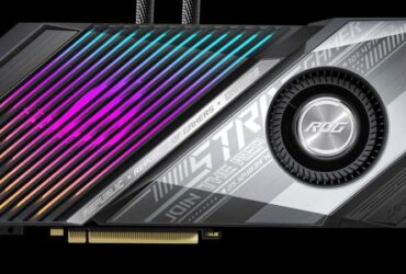 Asus Officially Warns Limited Stock of AMD Radeon RX 6800 XT