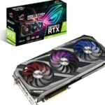 Asus ROG UK Starts To Increase GeForce RTX 30 Series Supply