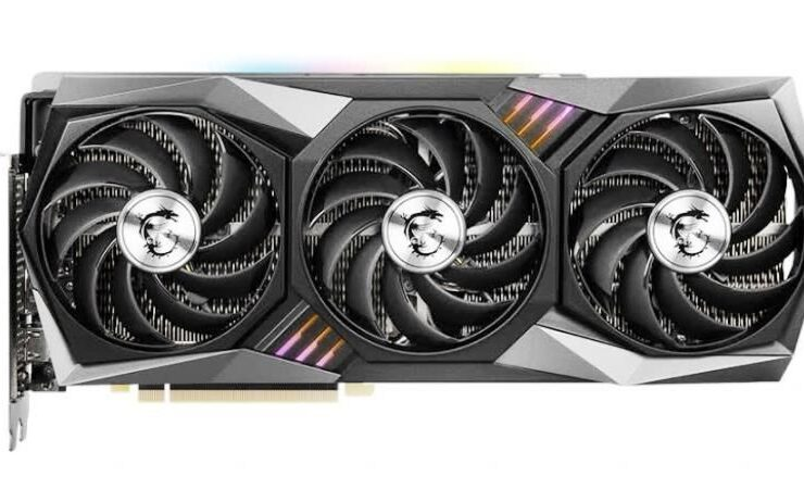 MSI Registers GeForce RTX 3080 20GB VRAM GPU