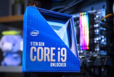 Intel Core i9-11900 Rocket Lake-S Benchmarks on B560 Motherboard