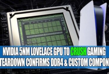 Nvidia To Reveal GPU Architecture Named After Lovelace on 5nm