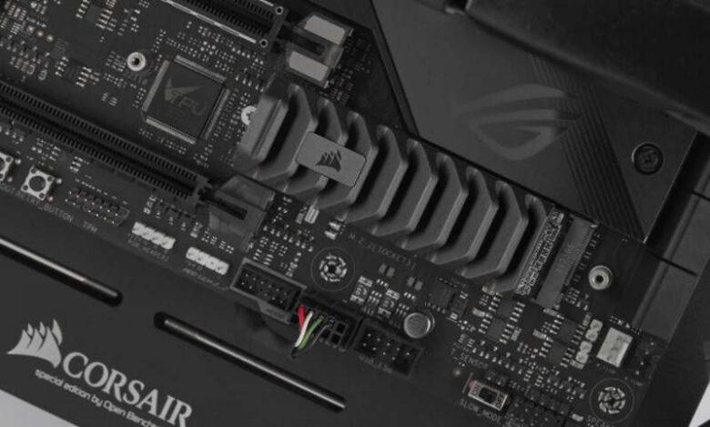NVMe M.2 MP600 PRO XT SSD